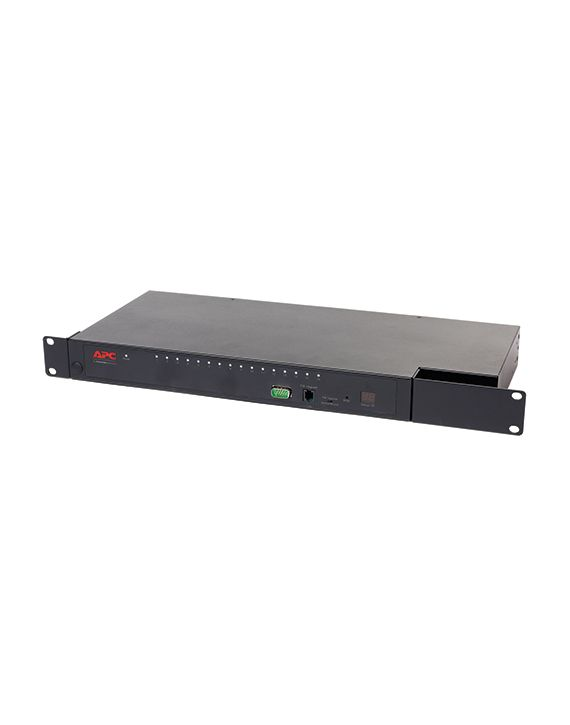 APC KVM 2G, Analog, 1 Local User, 16 ports – KVM0116A