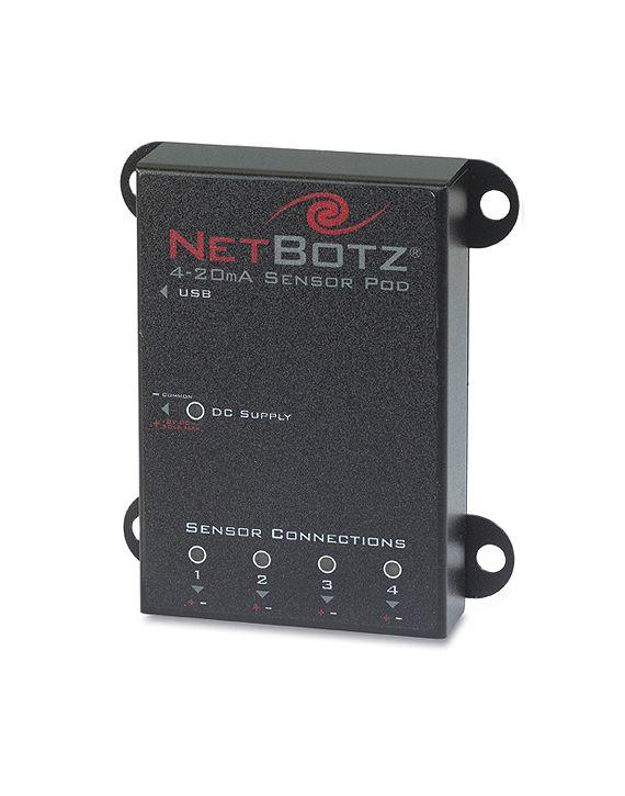 APC NetBotz 4-20mA Sensor Pod – NBPD0129