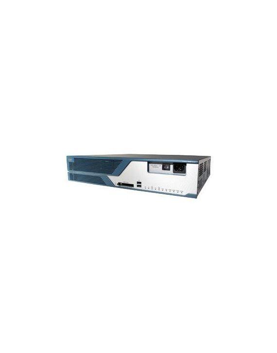 CISCO3825-V/K9-RF - Cisco 3825 2-Port 10/100/1000Base-T Voice Bundle Router