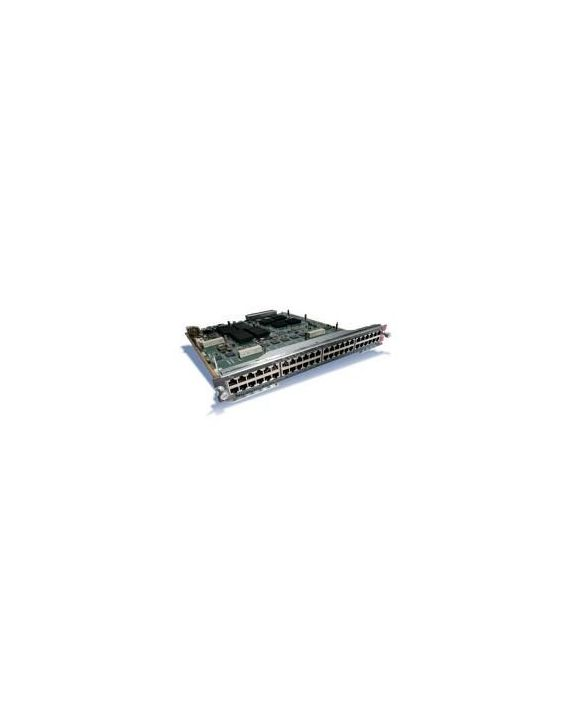 WS-X6148A-RJ-45= - Cisco expansion module - 48 ports