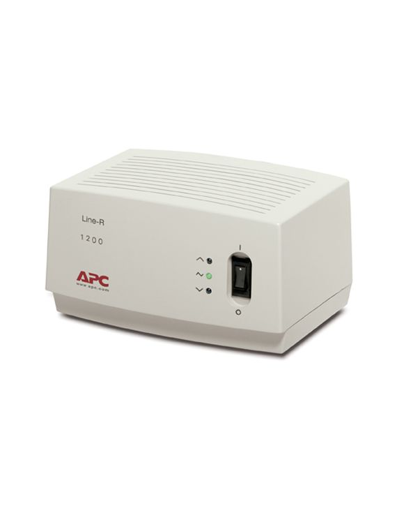APC Line-R 1200VA Automatic Voltage Regulator – LE1200