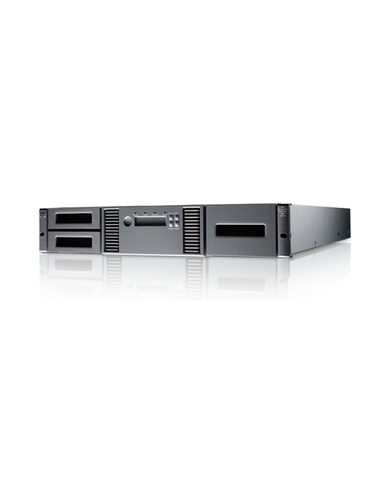 HPE MSL2024 0-Drive Tape Library – AK379A