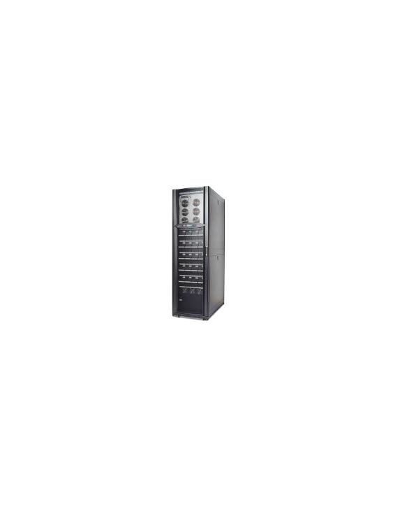 APC Smart-UPS VT rack mounted 20kVA 208V w/ISO XFMR w/3 batt mod. exp. to 5, w/PDU & startup – SUVTRT20KF3B5S