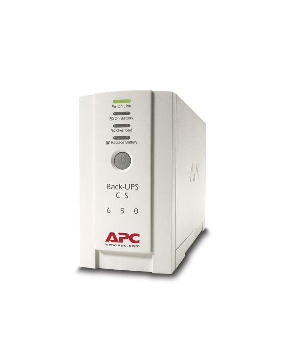 APC BACK-UPS CS 650VA 230V ASEAN – BK650-AS