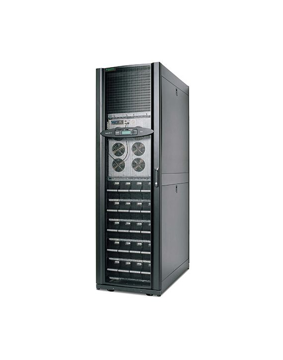 APC Smart-UPS VT rack mounted 40kVA 400V w/4 batt mod. exp. to 5, w/PDU & startup – SUVTR40KH4B5S